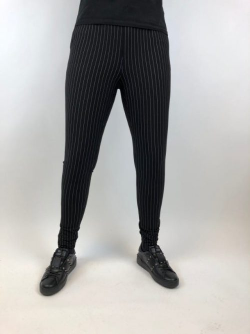 Pantalon Stripe Rebelz-broeken Label-L