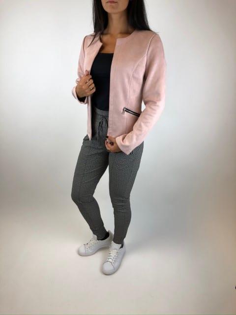 Blazer Kim roze Gemma riccerie-Blazers Label-L