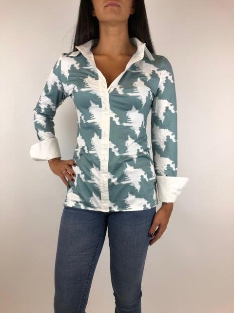 Blouse travel Sara RBLZ-blouses Label-L