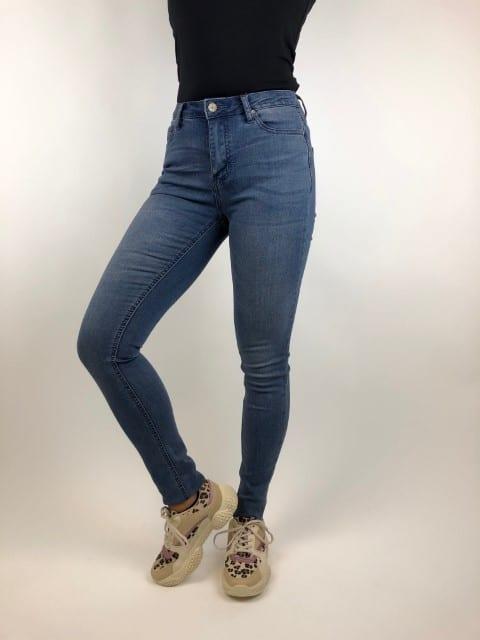 Jeans Blue RBLZ-Broeken- jeans Label-L